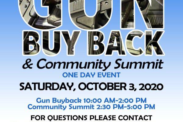 Unburden Yourself Gun Buy Back & Summit